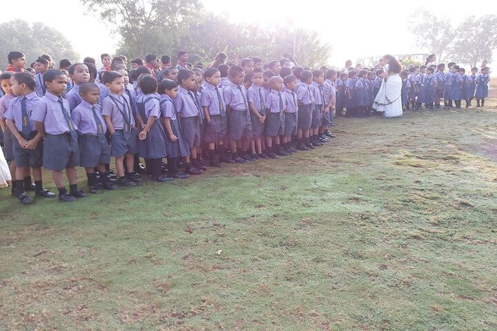 The Matheran Valley Insititute of Excellence-Assembly