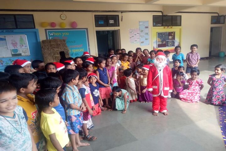 The Matheran Valley Insititute of Excellence-Christmas Day