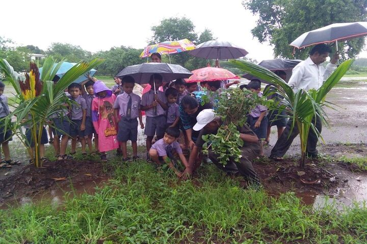 The Matheran Valley Insititute of Excellence-Plantation
