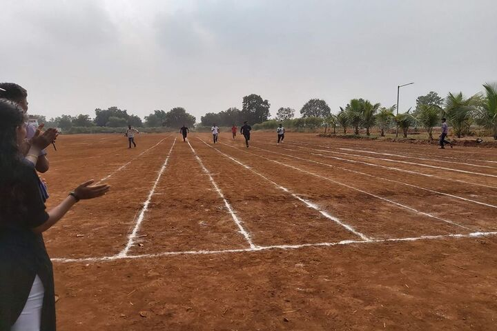 The Matheran Valley Insititute of Excellence-Play Ground