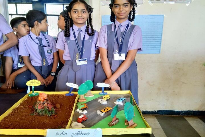 The Matheran Valley Insititute of Excellence-Science Day