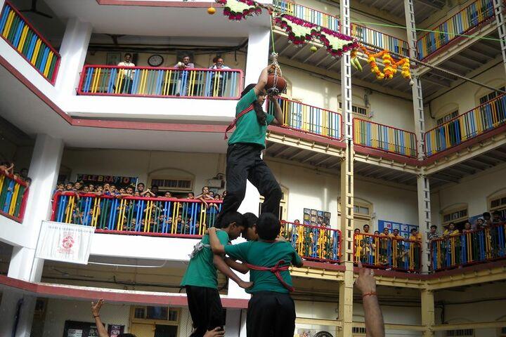 Lilavati Lalji Dayal High School- Janmastrami