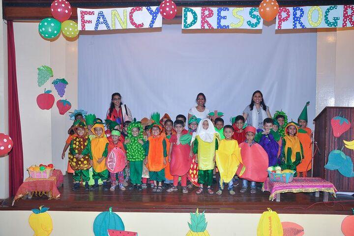 Lilavati Lalji Dayal High School-Fancy Dress