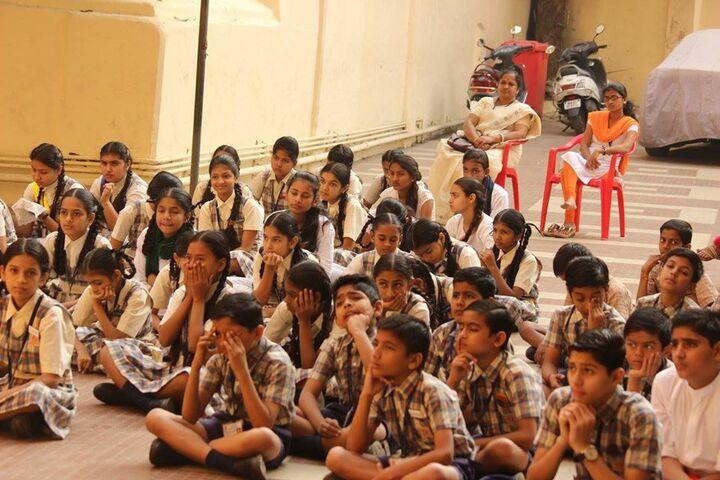 Lilavati Lalji Dayal High School-Indepence Day