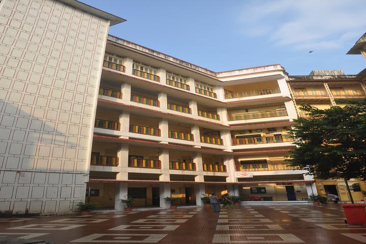 Lilavati Lalji Dayal High School-School View