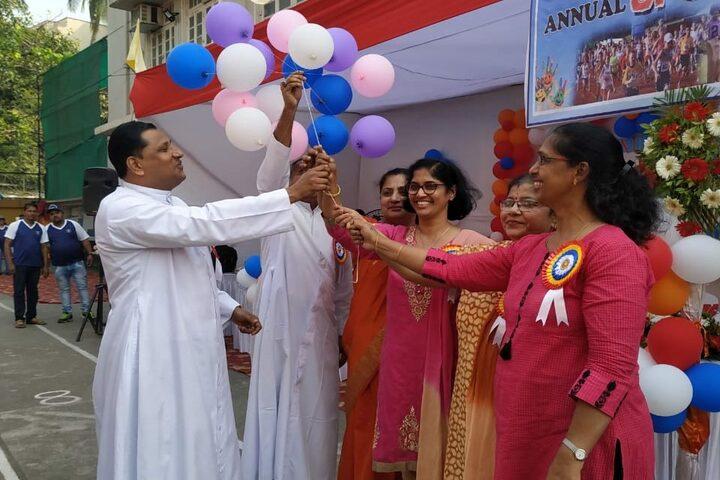 Cardinal Gracias High School-Event
