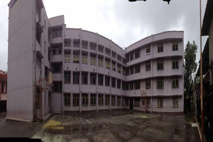 Cardinal Gracias High School-School View