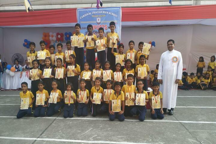 Cardinal Gracias High School-Winners