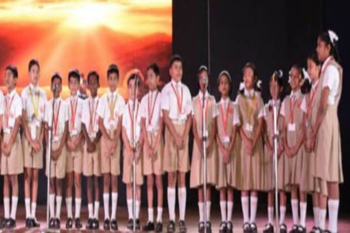 S S High School and Junior College-Singing