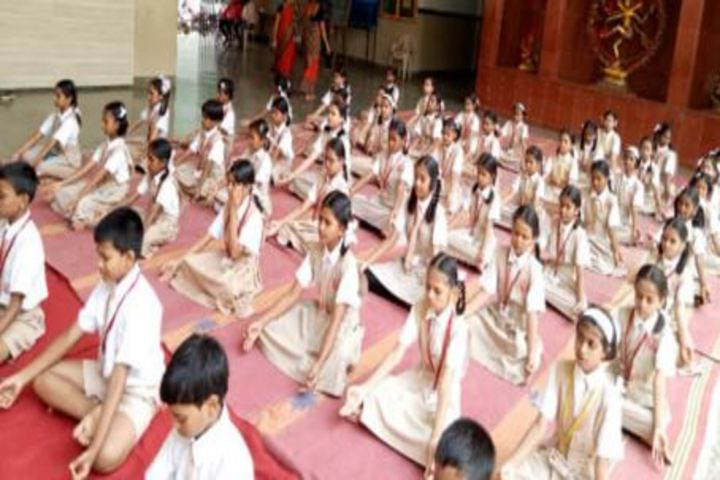 S S High School and Junior College-Yoga