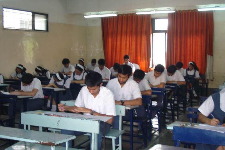 Abhinava Vidyalaya English Medium High School-Classroom