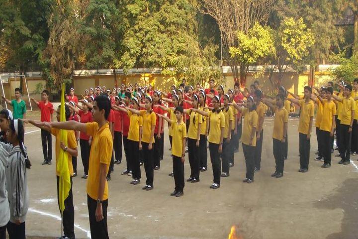 Abhinava Vidyalaya English Medium High School-Prayer