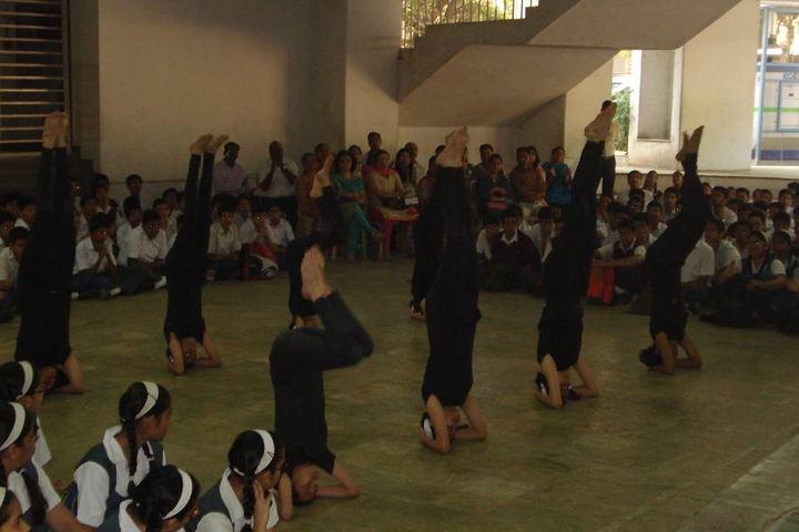 Abhinava Vidyalaya English Medium High School-Yoga