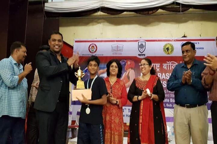 Crescent High School and Junior College-Award