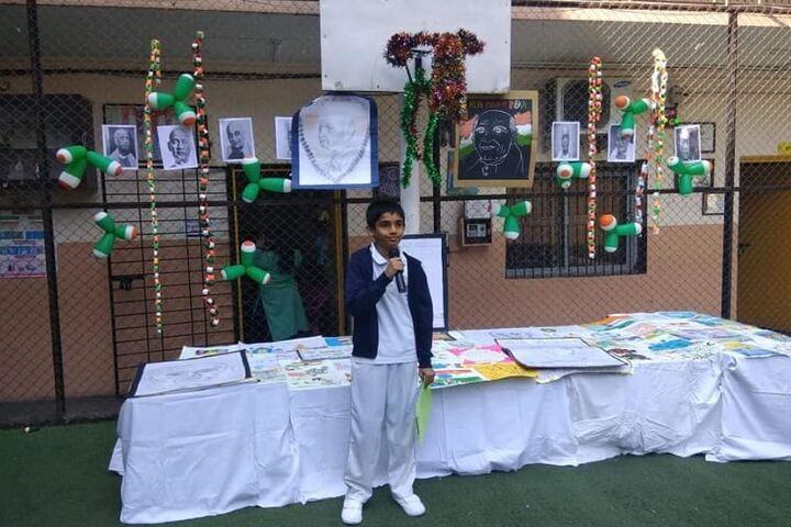 Crescent High School and Junior College-Exhibition