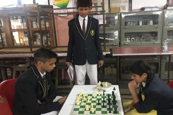 Crescent High School and Junior College-Games