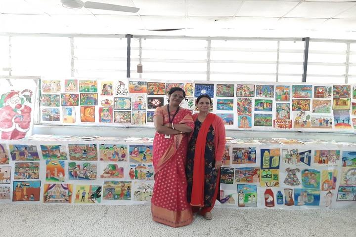 Sardar Dastur Hoshang Boys High School-Book Fair