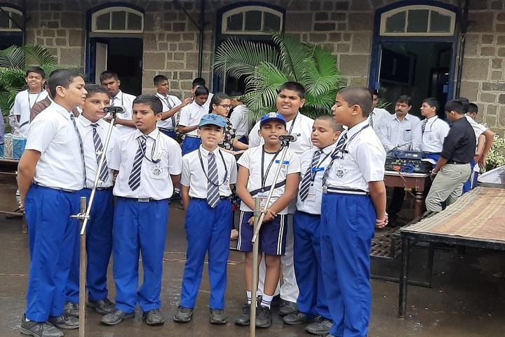 Sardar Dastur Hoshang Boys High School-Music Activity