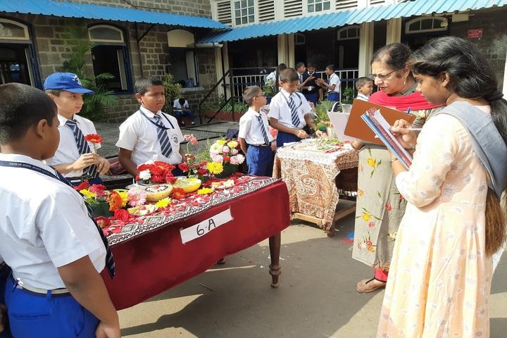 Sardar Dastur Hoshang Boys High School-School Exhibition
