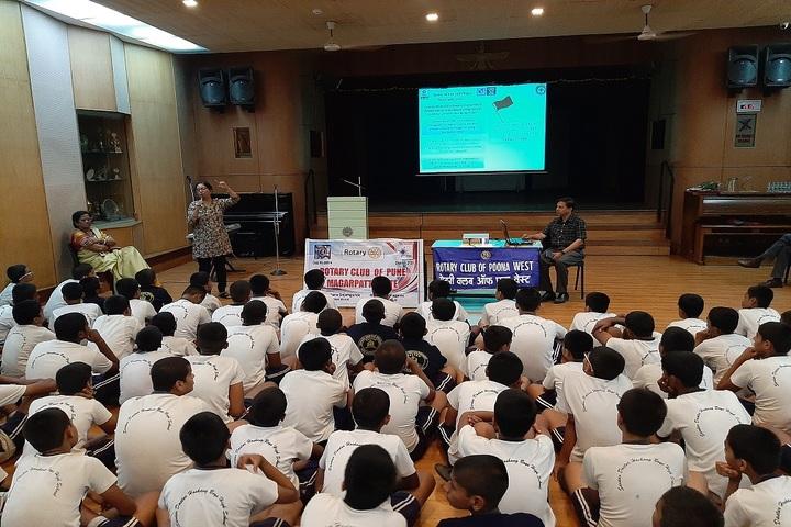 Sardar Dastur Hoshang Boys High School-Seminar Hall