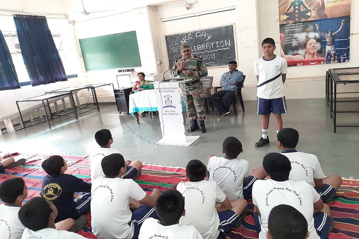 Sardar Dastur Hoshang Boys High School-Speech