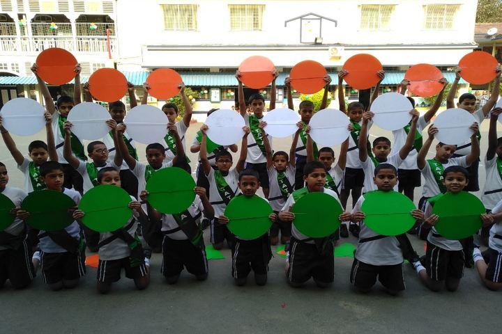 Sardar Dastur Hoshang Boys High School-Republic Day