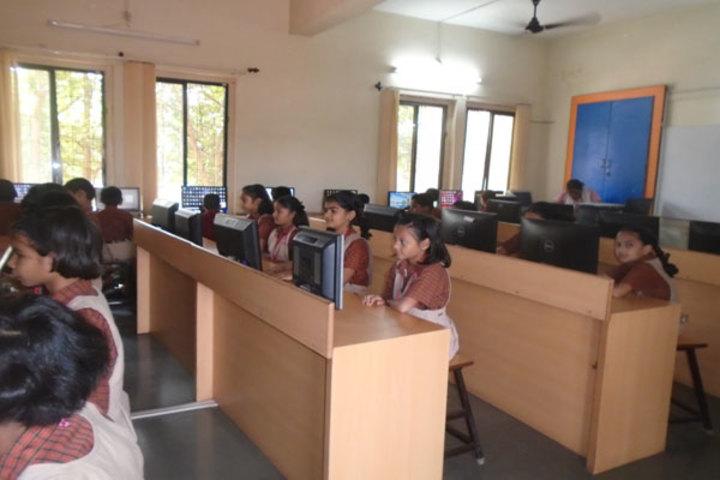 Dr Kalmadi Shamarao High School-Computer Lab