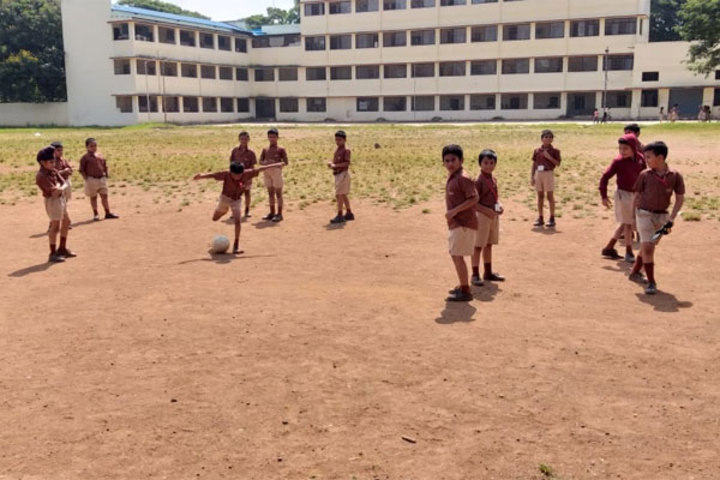Dr Kalmadi Shamarao High School-Sports