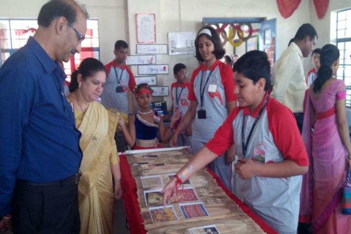 SPM English Medium School-Science Fair