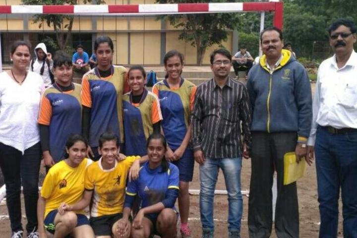 SPM English Medium School-Sports