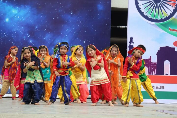 Alphonsa High School-Annual Day