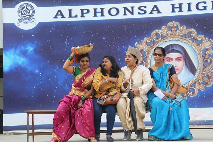 Alphonsa High School-Drama