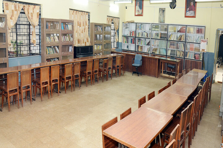 Ornellas High School-Library