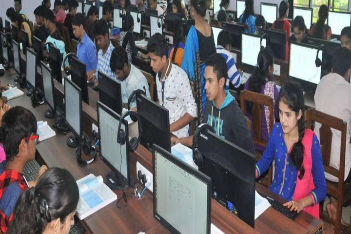 Don Bosco High School and Junior College-Computer Lab