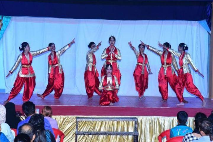 Don Bosco High School and Junior College-Dance