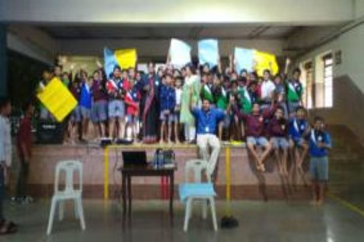 Don Bosco High School and Junior College-Group Photo