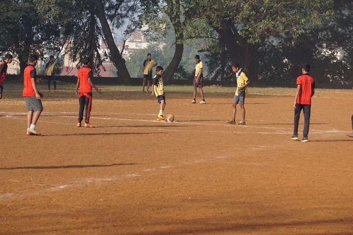 Don Bosco High School and Junior College-Play Ground