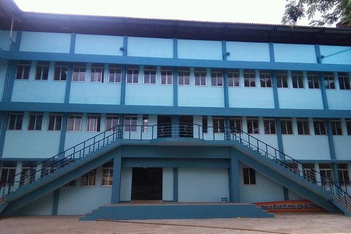 Don Bosco High School and Junior College-School Building