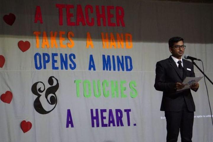 Don Bosco High School and Junior College-Speech