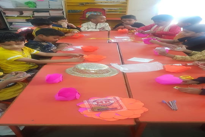 Rewachand Bhojwani Academy-Art And Craft