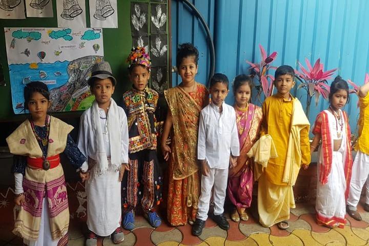 Rewachand Bhojwani Academy-Fancy Dress