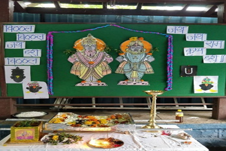 Rewachand Bhojwani Academy-Festival Celebration