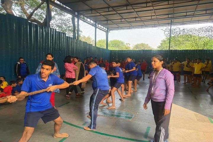 Rewachand Bhojwani Academy-Games