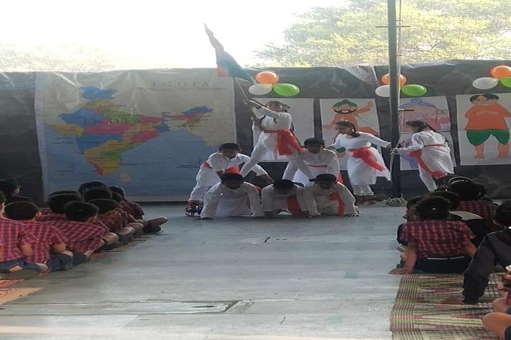 Rewachand Bhojwani Academy-Independance Day
