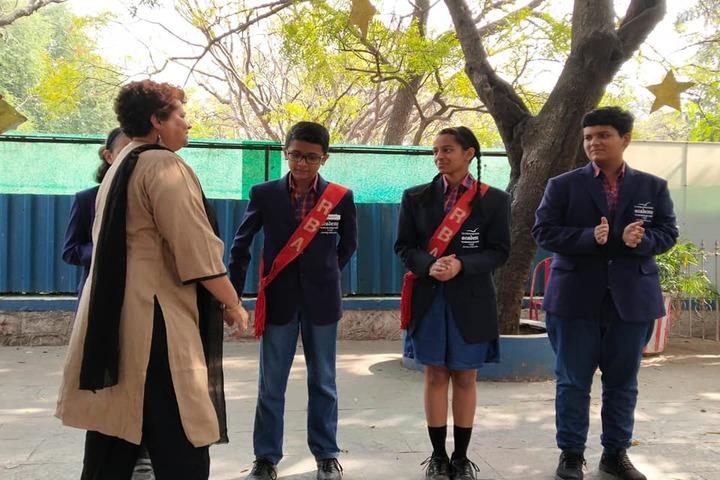 Rewachand Bhojwani Academy-Investiture Ceremony