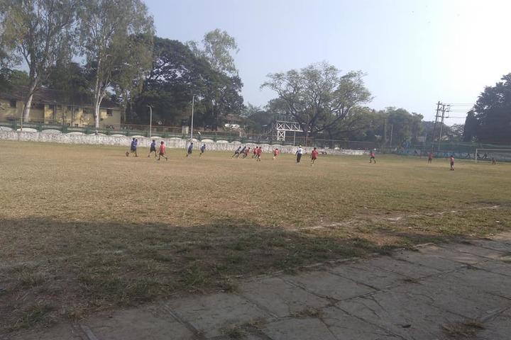 Rewachand Bhojwani Academy-Playground