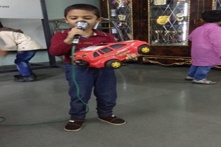 Rewachand Bhojwani Academy-Show