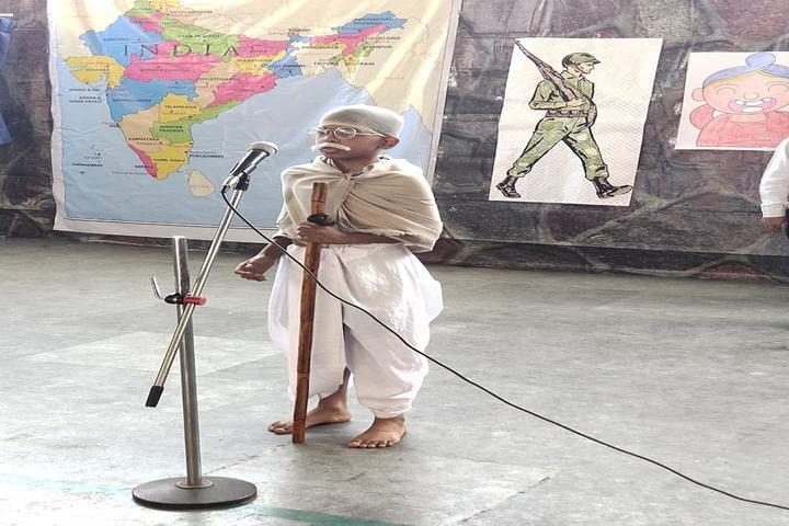 Rewachand Bhojwani Academy-Speech