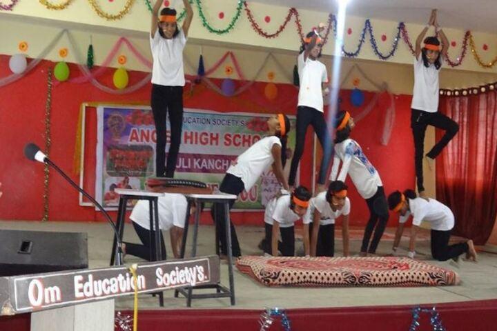 Angel High School-Dance
