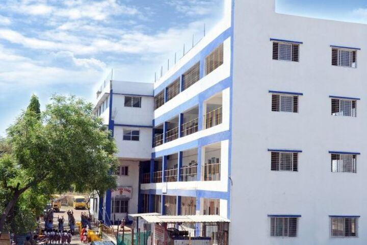 Angel High School-School Building
